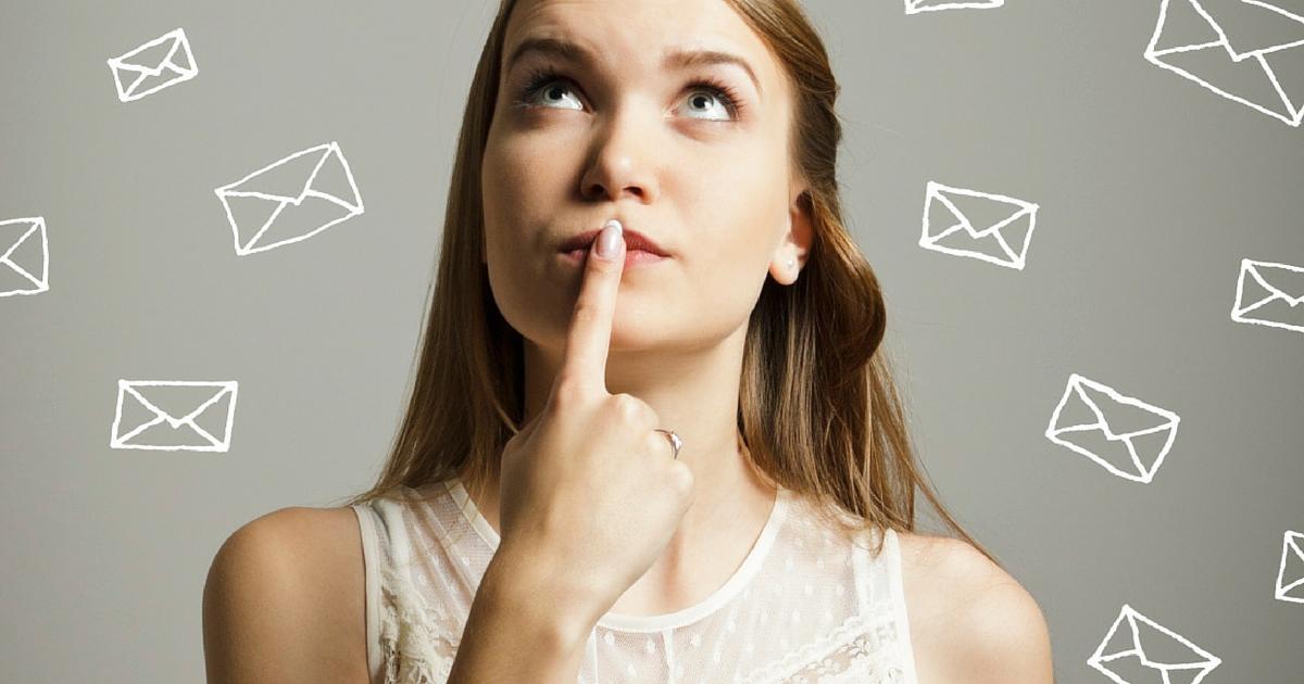Перевод: 13 частых ошибок, которых следует избегать, создавая дизайн электронного письма.