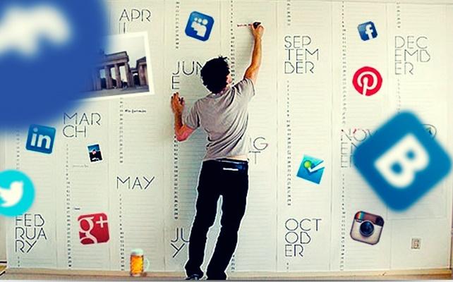 Как вести календарь мероприятий в социальных сетях [стратегия + шаблон]