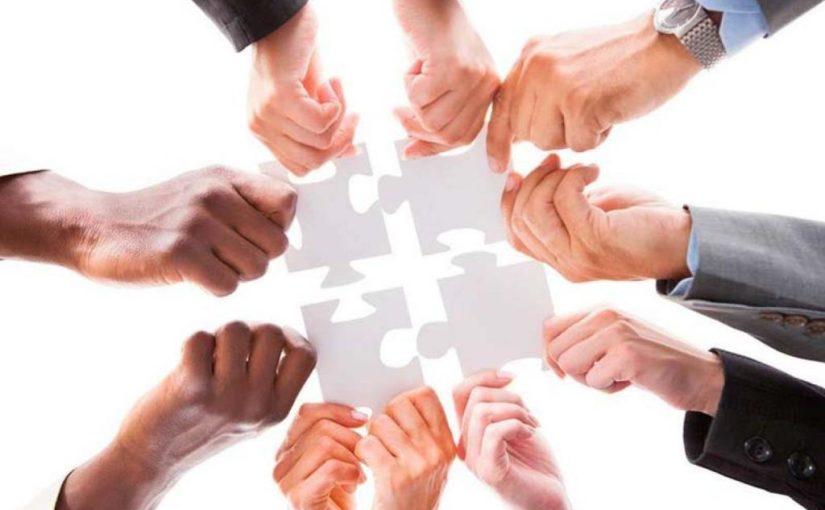 Пандемия изменила наш бизнес, а мы об этом молчим. 3. Формируйте стратегические партнёрства.